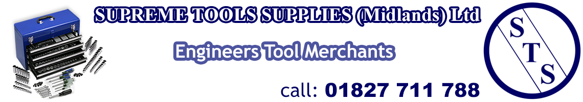 Supreme Tool Supplies (Midlands) Ltd - Engineers Tool Merchant